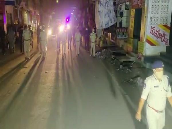 Night curfew in Andhra Pradesh