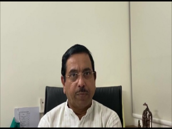 Union Minister of Coal and Minester Pralhad Joshi (File Photo/ANI)