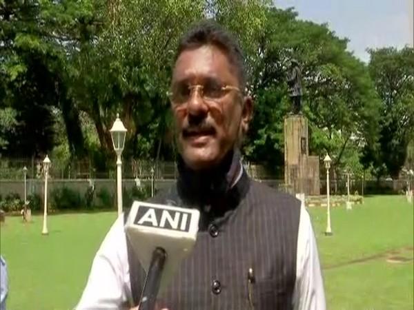 Shiv Sena MLA Pratap Sarnaik (File Photo/ANI)