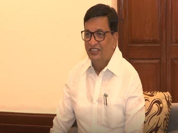 Maharashtra Congress President Balasaheb Thorat (Photo/ANI)