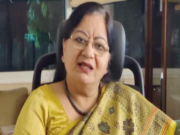 Professor Najma Akhtar, Jamia Millia Islamia Vice-Chancellor (Photo/ANI)
