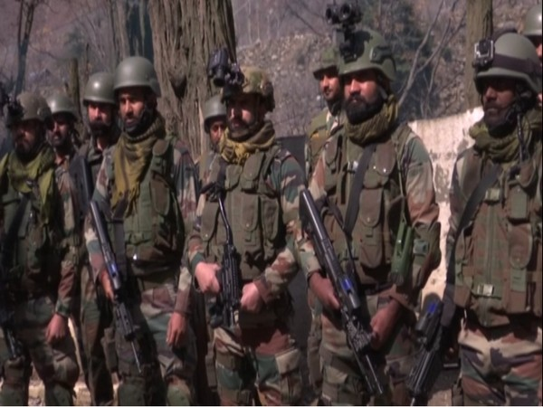 Para Special Forces unit of Indian Army