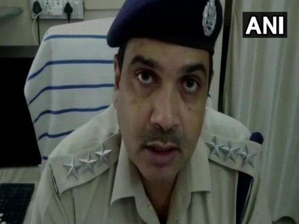 Rohit Meena, Deputy Superintendent, Asind, while speaking to ANI. (Photo/ANI)