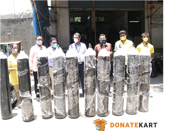Donatekart helps raise funds for oxygen supplies