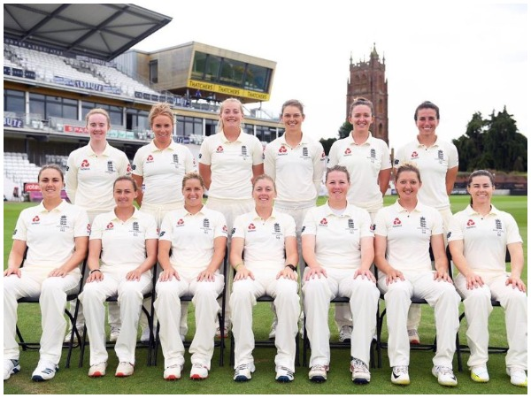 England women's Test squad
