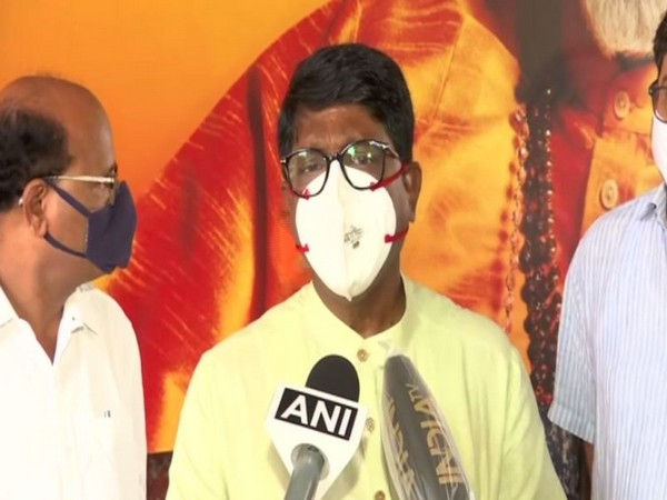 Shiv Sena MP Arvind Sawant (Photo/ANI)