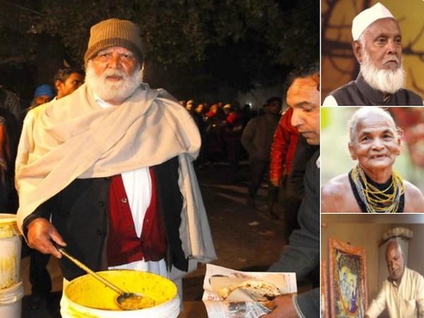 Jagdish Lal Ahuja, Mohammed Sharif, Tulasi Gowda and Munna Master