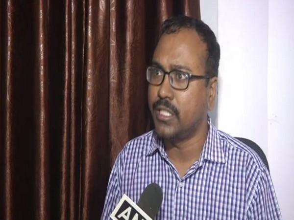 Chennai-based anti-corruption NGO Arappor Iyakkam's convener Jayaram Venkatesan (Photo/ANI)