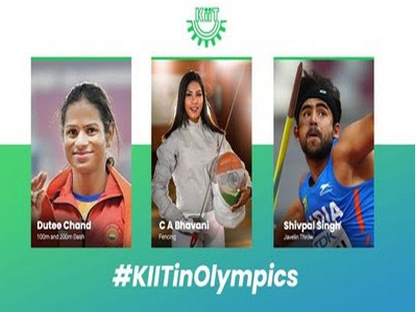 Unique Achievement: Four delegates from KIIT in Tokyo Olympics
