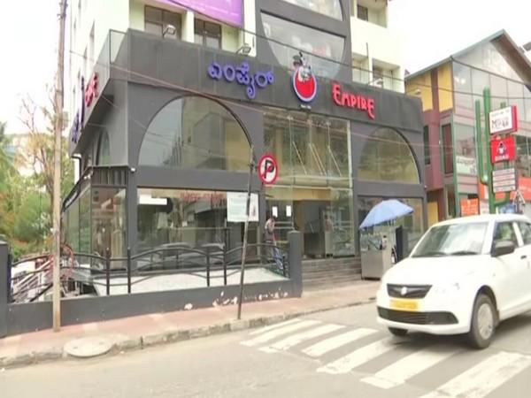 Visual of a hotel in Bengaluru (Photo/ANI)