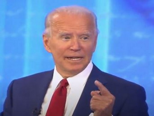 Former US Vice President Joe Biden (File Photo)