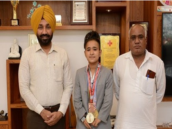 Aruna Tanwar becomes India's first ever Taekwondo athlete to qualify for Paralympics