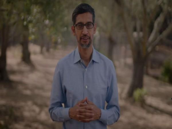 Google CEO Sundar Pichai (Photo/AN)