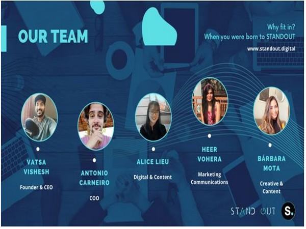 Standout Digital, a Singapore based start-up