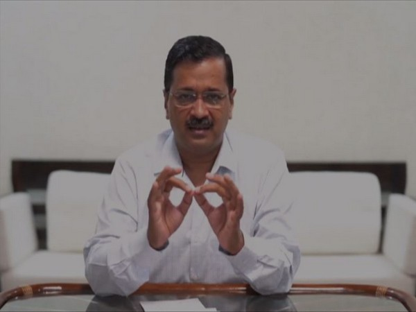 Delhi Chief Minister Arvind Kejriwal. Photo/ANI