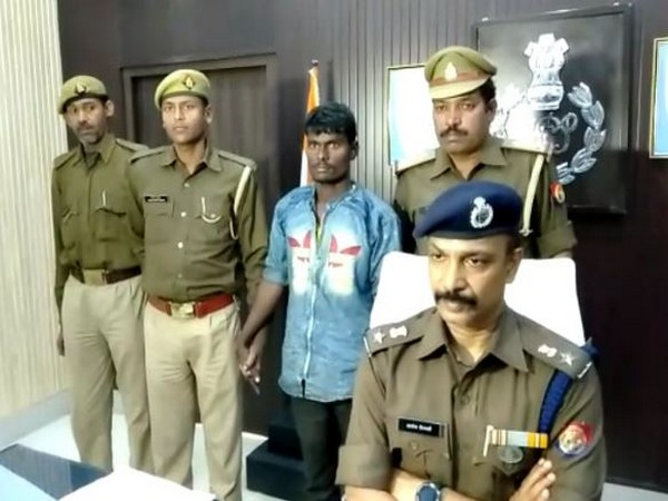 Hardoi Police arrested the accused kidnapper on Thursday (Photo/ANI)