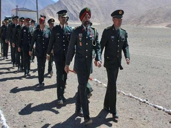 India-China Army talks in Eastern Ladakh sector. (File Photo/ANI)