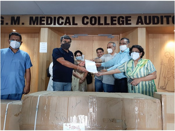 Impetus Technologies donated medical equipment for the treatment of Black Fungus