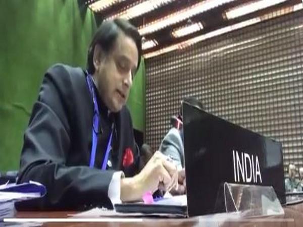 Congress MP Shashi Tharoor