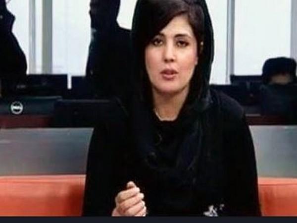 Journalist Mina Mangal