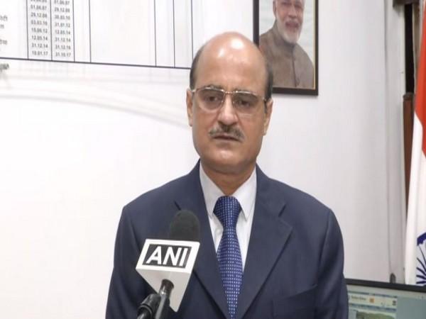 Ashutosh Gangwal, General Manager of Northern Railway (Photo/ANI)