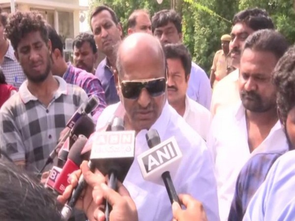 Former MP and Telugu Desam Party (TDP) leader JC Diwakar Reddy (Photo/ANI)