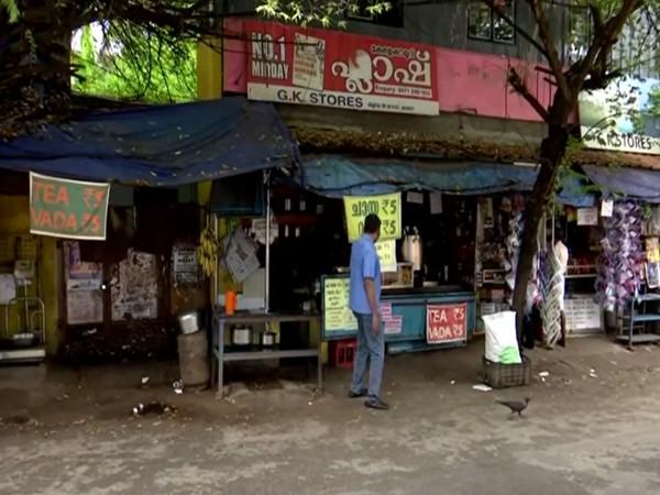 Visual from a local tea stall in Thiruvananthapuram (Photo/ANI)