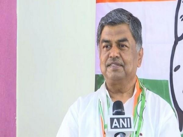 Congress MP BK Hariprasad (File Photo/ANI)