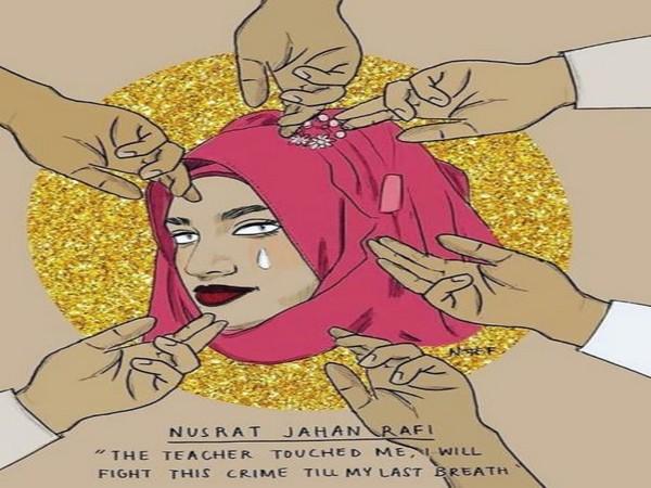 Bangladesh court sentences 16 people to death in Nusrat Jahan Rafi's murder case
