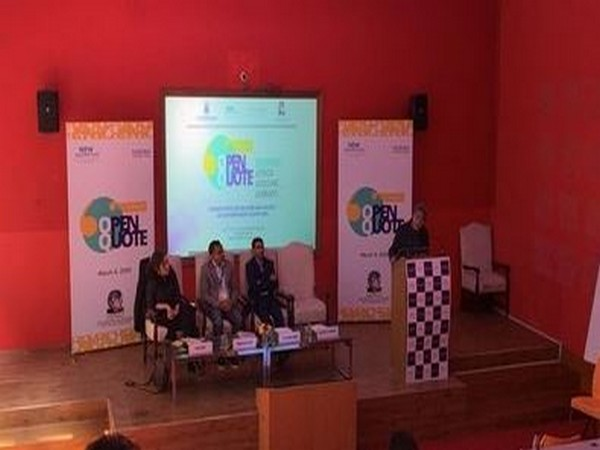 Oxford's Open Quote 2020 at OP Jindal University, Sonipat