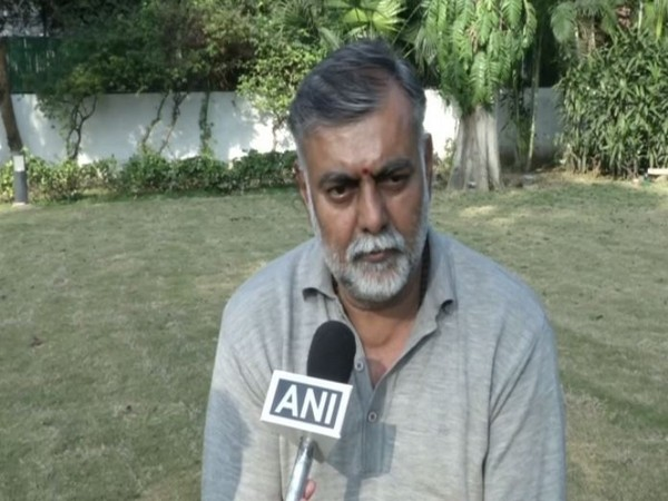 Culture and Tourism Minister Prahlad Singh Patel while speaking to ANI on Sunday (Photo/ANI)