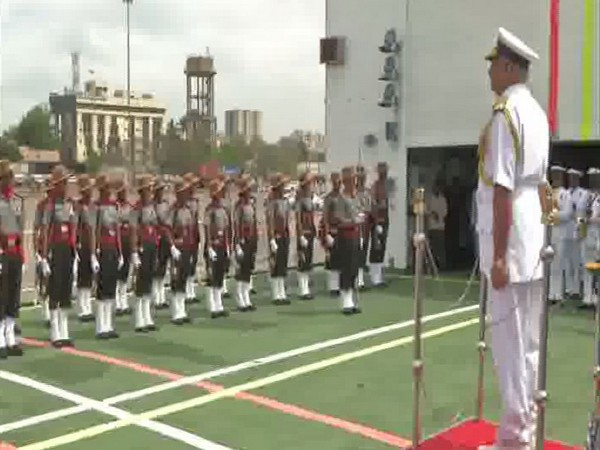 Affiliation ceremony of ICG with Assam Rifles in Chennai