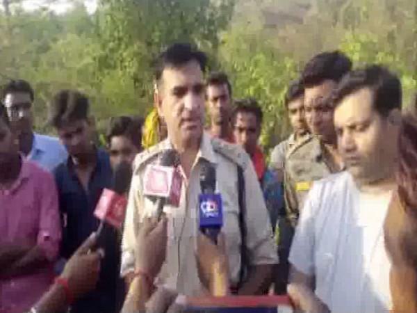 DSP Manish Kumar