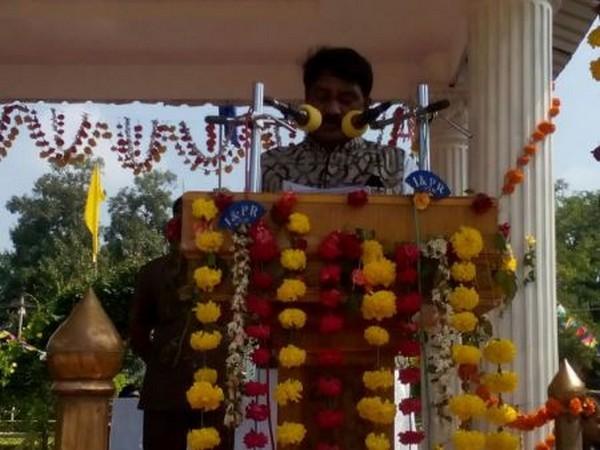 Former Andhra's HRD minister Ganta Srinuvas Rao [Photo/Twitter]