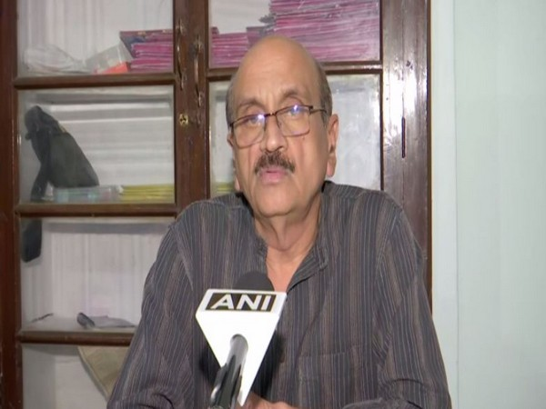 Congress leader Navprabhat speaking to ANI