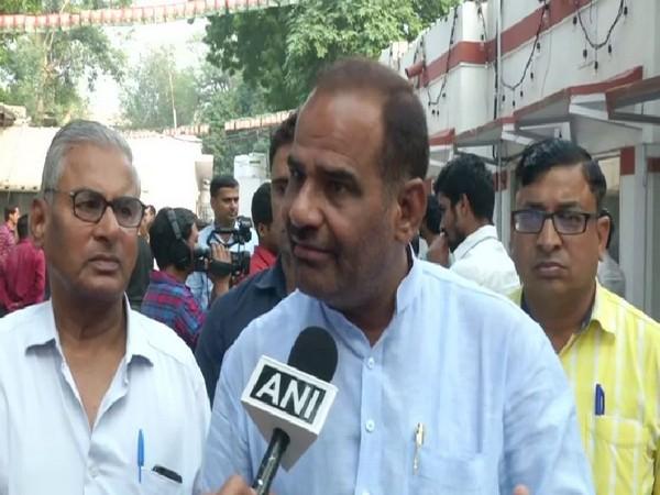 BJP MP Ramesh Bidhuri