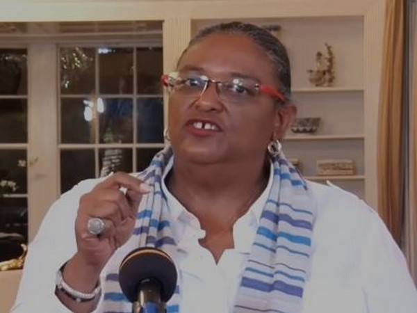 Barbados Prime Minister Mia Mottley