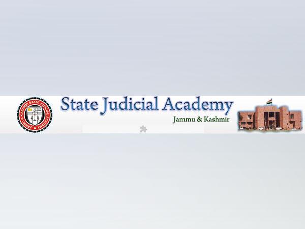 Jammu and Kashmir State Judicial Academy (JKSJA) (Photo/Website)
