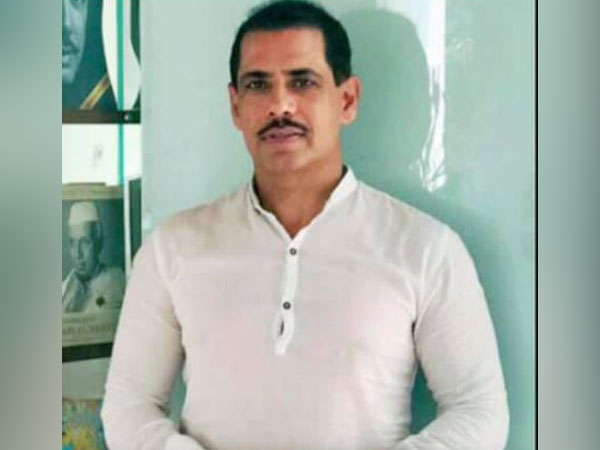 Businessman Rober Vadra [Photo/Facebook]