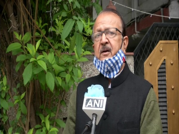 BSP national spokesperson Sudhindra Bhadoria in conversation with ANI. (File Photo)