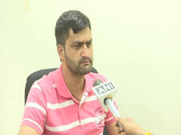 Congress MLA Kunal Chaudhry (Photo/ANI)