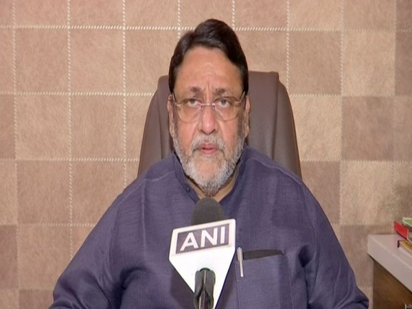 Maharashtra Minister Nawab Malik. (File photo)