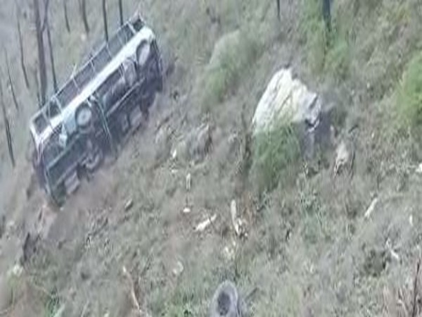 Visual from the accident spot (Photo/ANI)