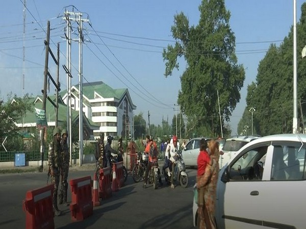 Restrictions imposed in Srinagar after separatists call march to UN office [Photo/ANI]