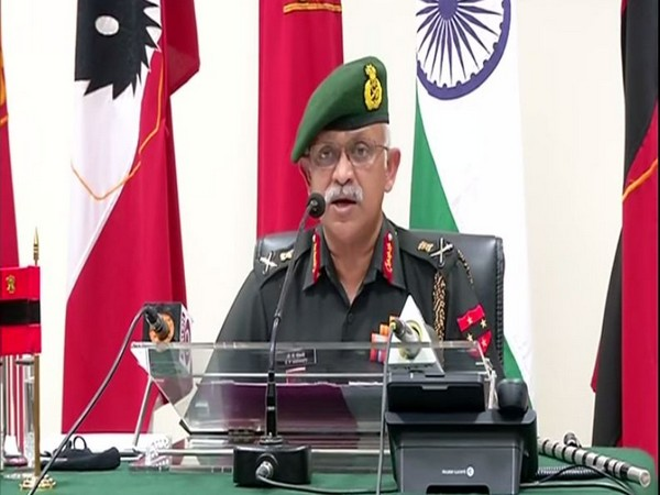 Lieutenant General CP Mohanty, General Officer Commanding-in-Chief Southern Command, Indian Army (Photo/ANI)