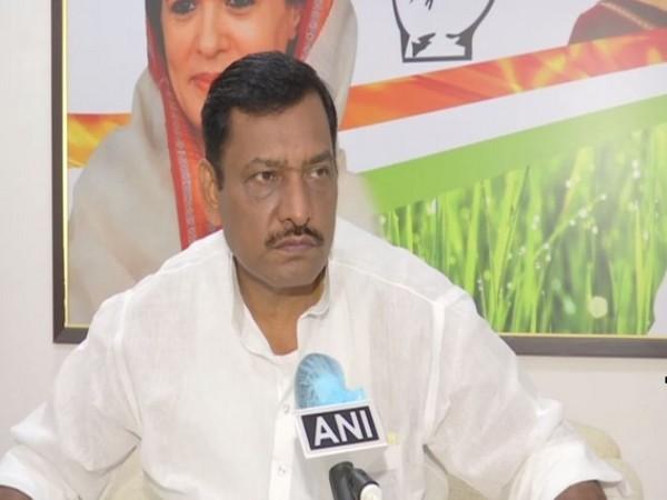 Congress Rajya Sabha MP from Bihar and Congress Campaign Committee Chief Akhilesh Prasad Singh. (Photo/ANI)