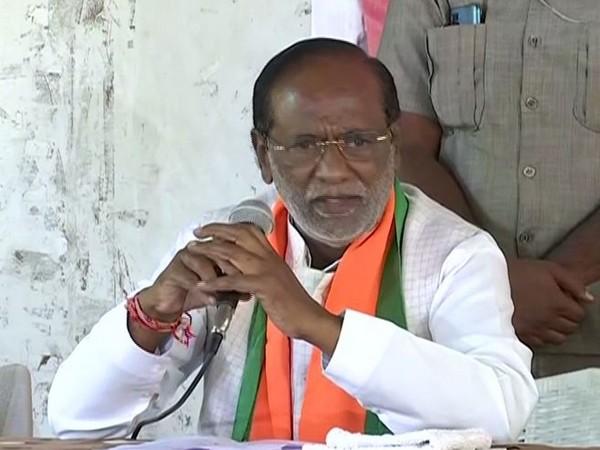 OBC Morcha National President, BJP, K. Laxman (Photo/ANI)