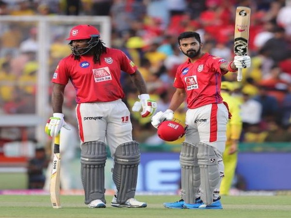 Kings XI Punjab defeated CSK by six wickets in Mohali, Punjab, on Sunday. (Photo/ Indian Premier League Twitter)