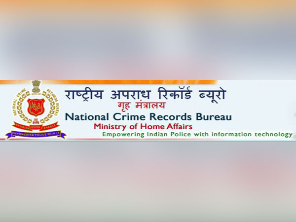 ational Crime Record Bureau (NCRB) (Photo/Official Website)