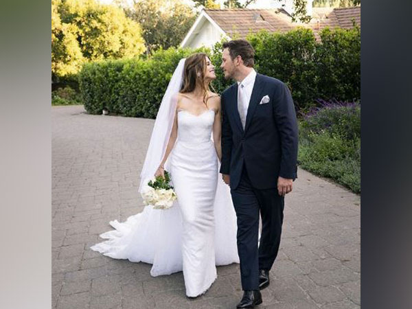 Katherine Schwarzenegger and Chris Pratt (Image courtesy: Instagram)